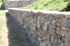 historic stone wall information