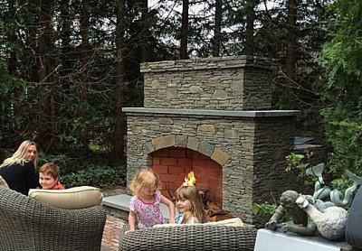 residential stonemasonry